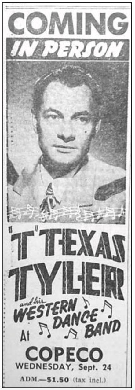 T Texas