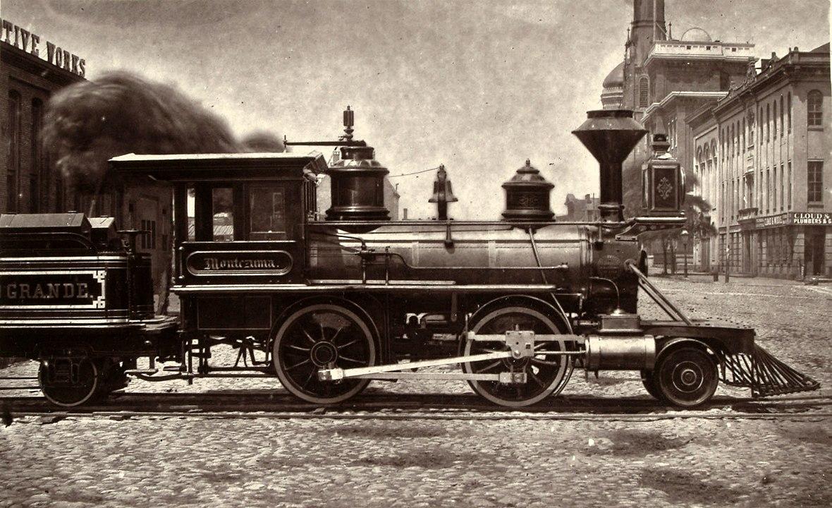 Motezuma engine 1871